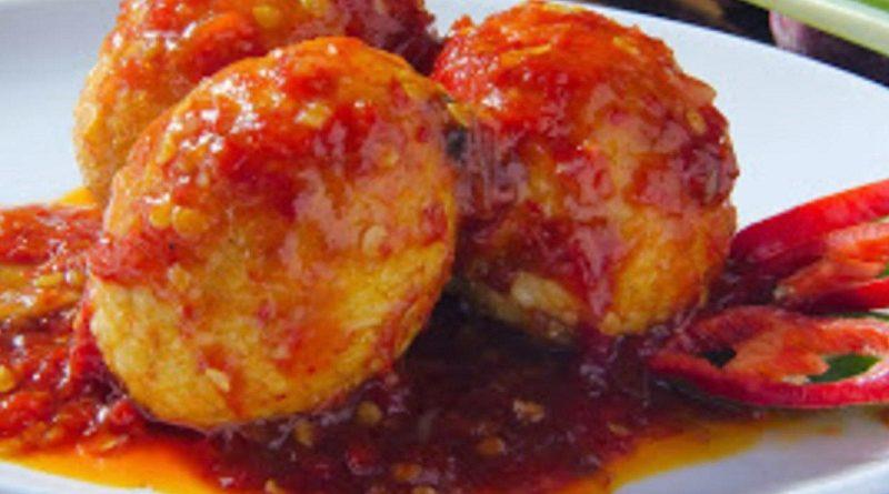 5 Makanan yang Cocok di Masak Balado Pedas