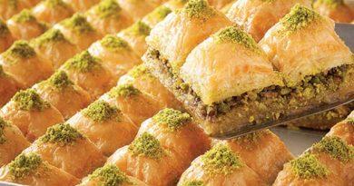 5 Dessert Asal Turki yang Wajib Kamu Coba!