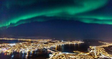 5 Tempat Wisata di Norwegia