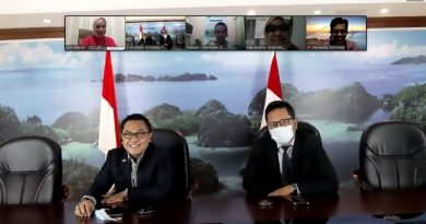 Dubes Sukmo Harsono : Siap Promosikan Wisata Lokal Indonesia