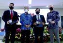 Kepala BNN RI Beri Penghargaan Kepada Dubes dan Mitra Asing yang  Dukung Upaya P4GN
