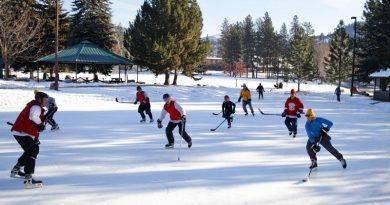 5 Tips Ice Skating untuk Pemula
