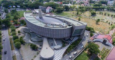 Mengenal Wisata Museum Tsunami Aceh
