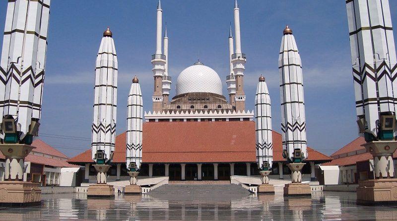 5 Masjid dengan Bentuk Bangunan yang Menawan di Indonesia